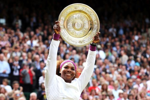 Serena Williams: Wimbledon Win Proves She's Still the Class of Women's Tennis