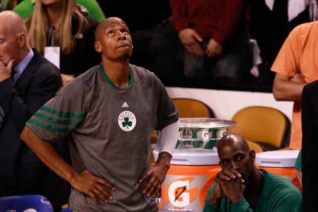 Boston Celtics: Reacting to Ray Allen's Decision to Take His Talents to Miami