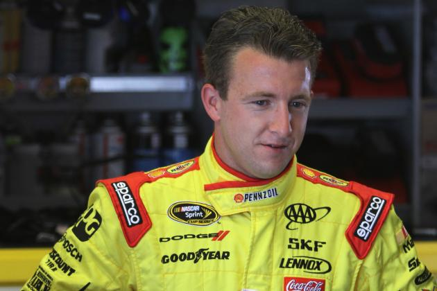 AJ Allmendinger Fails Random NASCAR Drug Test, Hornish to Replace Him