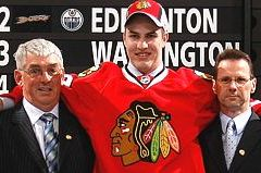 Chicago Blackhawks: Why Kyle Beach Has to Step Up in 2012/13