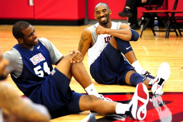 USA Basketball 2012: Complete Roster and Analysis for Men's Olympic Team