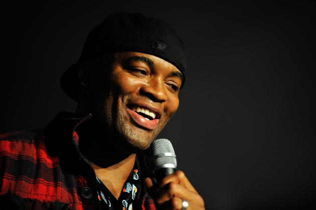 Better Late Than Never: Anderson Silva Finally Doing His Part to Promote UFC 148