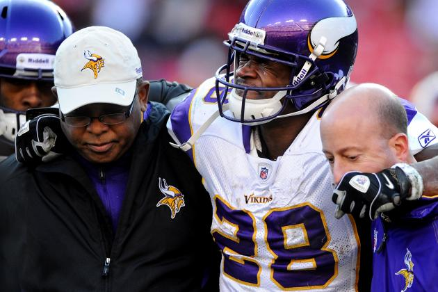 Delayed Impact: Adrian Peterson's Arrest Will Not Affect the Minnesota Vikings