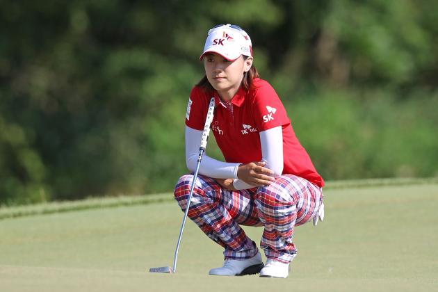 US Women's Open Golf 2012 Leaderboard: Players Who Will Collapse in Round 4
