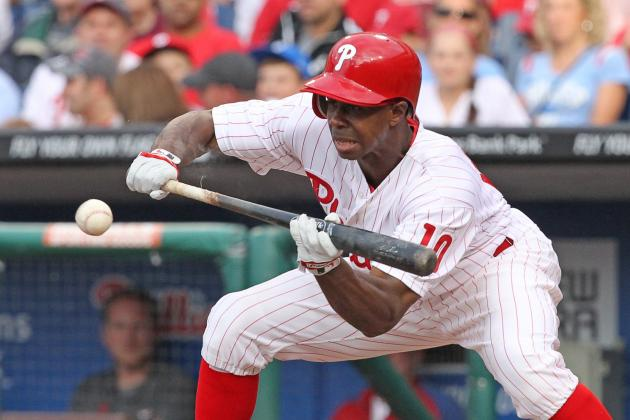 MLB Trade Rumors: Could Juan Pierre Be Headed out of Philadelphia?