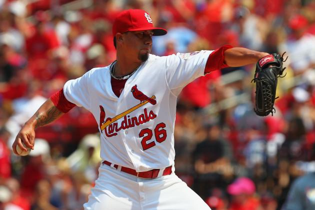Lohse, Cardinals Overcome Heat to Top Marlins