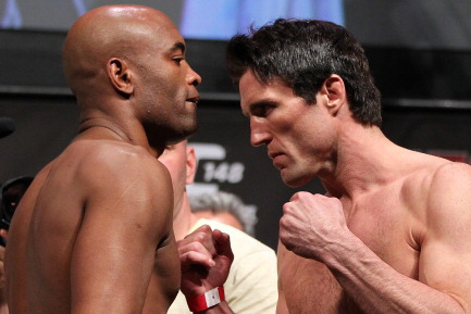 UFC 148 Results: Reactions and Play by Play Live from Cage Side