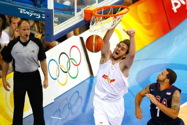 Olympic Basketball 2012: Serge Ibaka's Right About Spain's Talent vs. Team USA