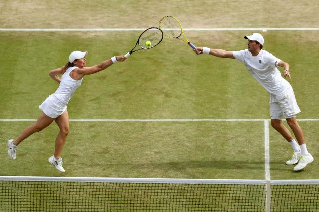 Wimbledon 2012 TV Schedule: When and Where to Watch Mixed Doubles Final