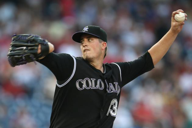 Rockies Pitcher Drew Pomeranz Looks Like Keeper