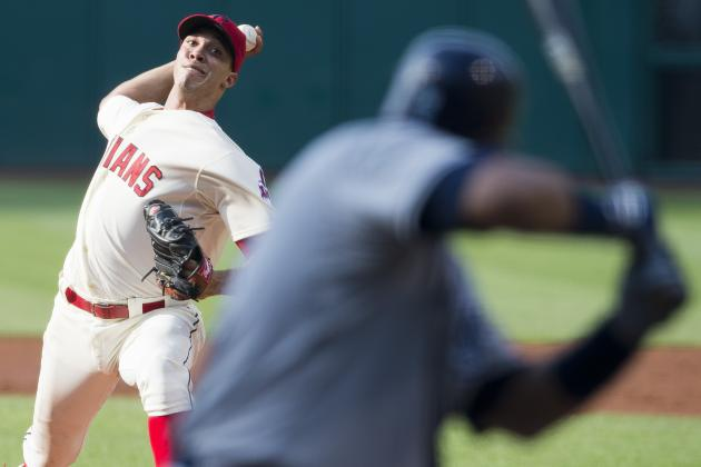MLB: Cleveland Indians Have Their Ace in Ubaldo Jimenez