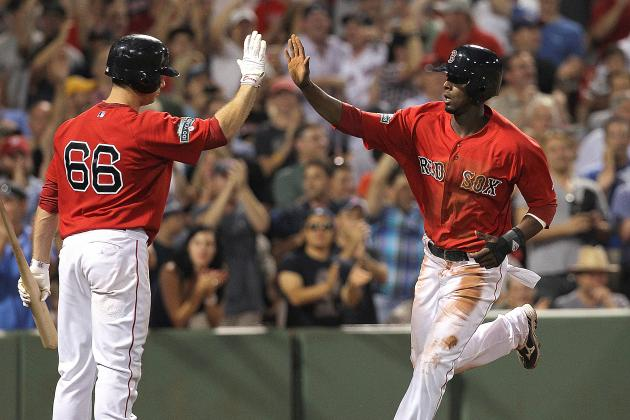 Pedro Ciriaco Lifts Boston Red Sox in 9-5 Rout of New York Yankees