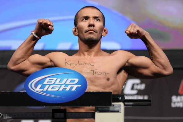 UFC 148 Results: What's Next for Ivan Menjivar?