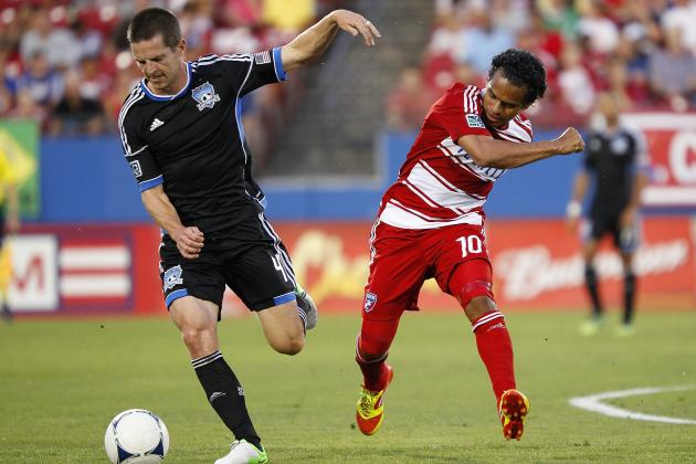 San Jose Earthquakes Earn Difficult 0-0 Draw Against FC Dallas