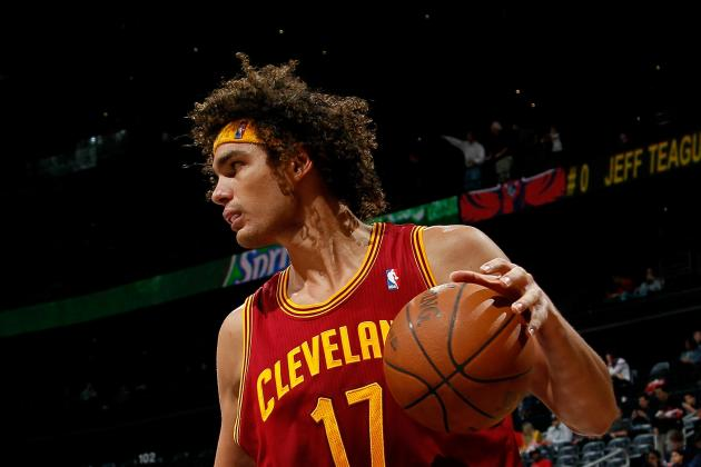 NBA Trade Rumors 2012: Is Anderson Varejao a Good Fit in Boston?