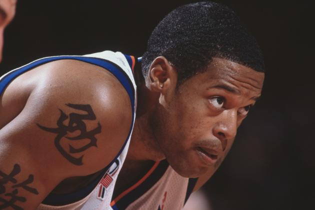Marcus Camby Is Just What the New York Knicks Need off the Bench