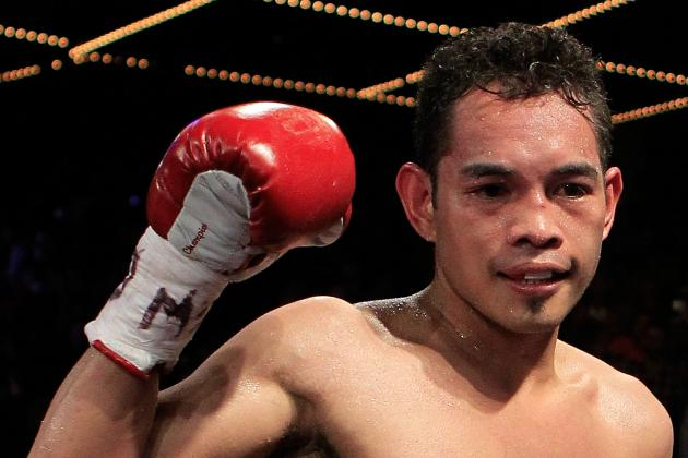 Nonito Donaire Unifies Titles Against Mathebula by Unanimous Decision