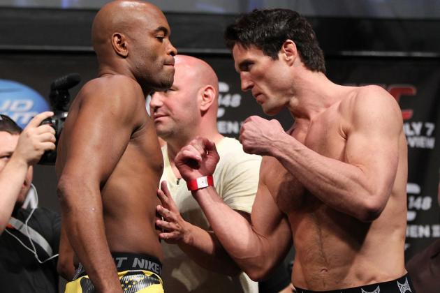 Silva vs. Sonnen 2 Results: Silva Destroys Sonnen, Restores Order in His Kingdom