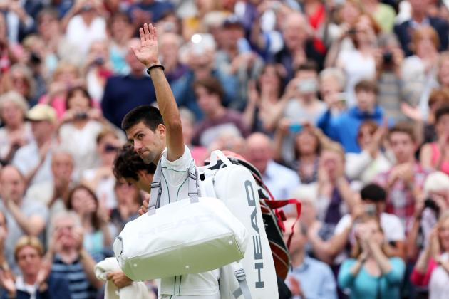 Novak Djokovic: What His Wimbledon Defeat Means for His Legacy