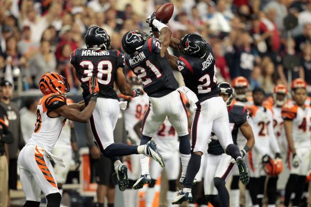 Houston Texans: A Major Need for the Texans in the Near Future