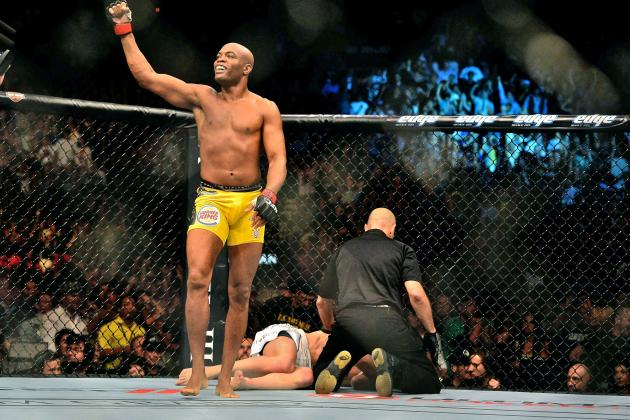 Silva vs. Sonnen 2 Results: Silva Destroys Sonnen, Restores Order in His Kingdom
