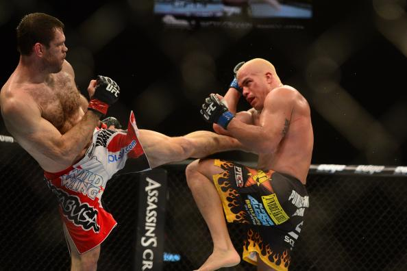 UFC 148: What We Learned from Tito Ortiz vs. Forrest Griffin