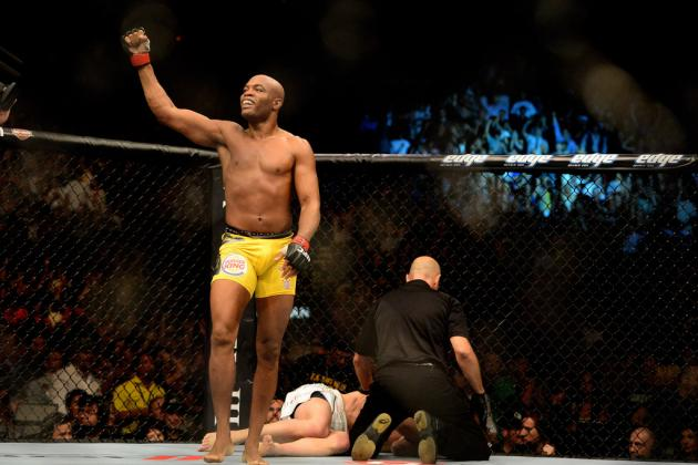 Silva vs. Sonnen 2: Takeaways from UFC 148