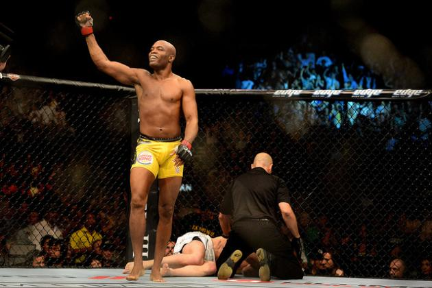 UFC 148 Results: Recapping the Fight Night Bonuses
