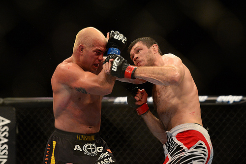 UFC 148 Results: Did Forrest Griffin Ruin Tito Ortiz Retirement?