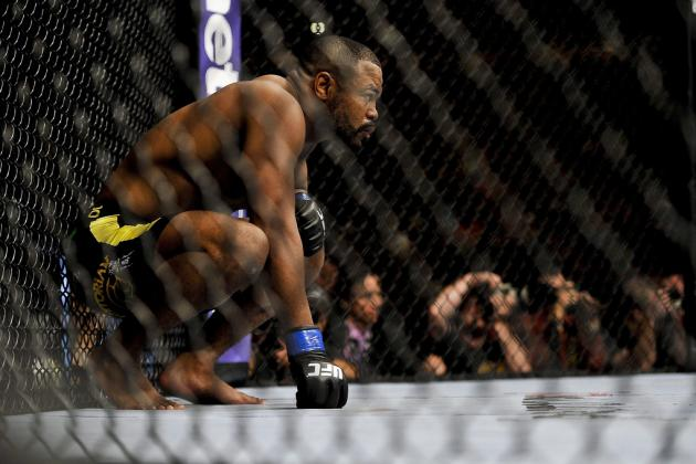 Silva vs. Sonnen 2: Why Anderson Silva Should Face Rashad Evans Next