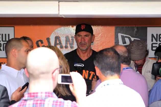Bruce Bochy and Tim Lincecum: The San Francisco Giants Manager Doesn't Get It