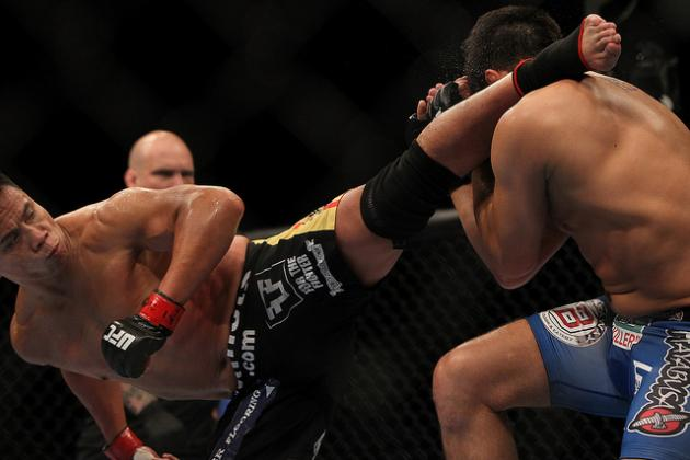 UFC 148 Results: Does Patrick Cote Deserve Another Shot in the UFC?