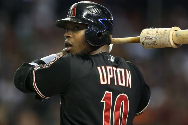 MLB Trade Rumors: Arizona Diamondbacks Would Be Foolish to Deal Justin Upton