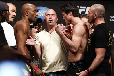 Silva vs. Sonnen 2: UFC Must Turn Intense Rivalry into a Trilogy