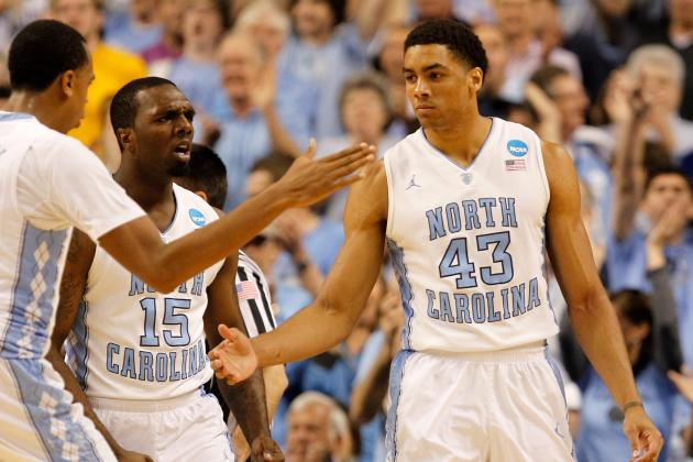 North Carolina Basketball 2012-13: Tar Heels' Front Line Is Shaping Up