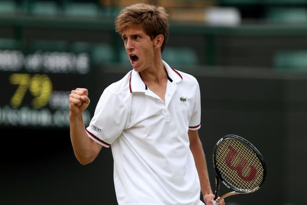 Wimbledon 2012: Filip Peliwo Wins Wimbledon Boys' Singles Title