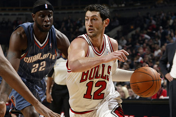 NBA Free Agency 2012: Why Kirk Hinrich Makes Chicago Bulls Favorites in the East