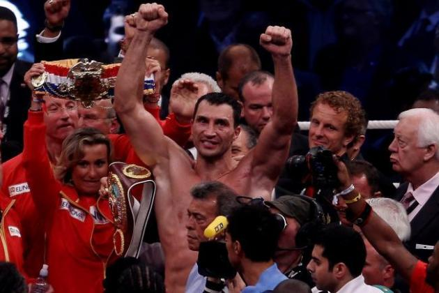 Klitschko vs. Thompson Results: What Victory Says About Wladimir's Legacy