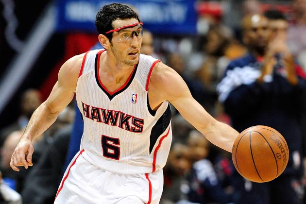 NBA Free Agency 2012: What Does Kirk Hinrich's Return Do for Chicago Bulls?
