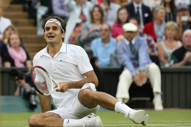 Wimbledon 2012: What Went Wrong for Andy Murray at Wimbledon?