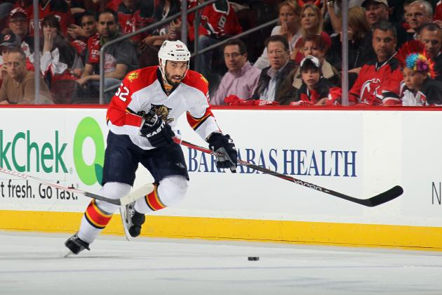 NHL Free Agency 2012: Jason Garrison Signing Will Come Back to Haunt the Canucks