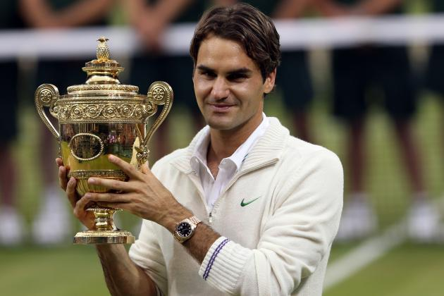 Wimbledon 2012 Results: Epic 3rd-Set Game Keys Roger Federer's 7th Title