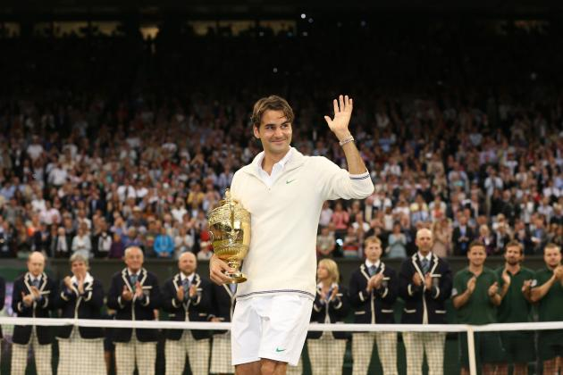 Wimbledon 2012: Can Roger Federer Extend Hot Streak Through Olympics?