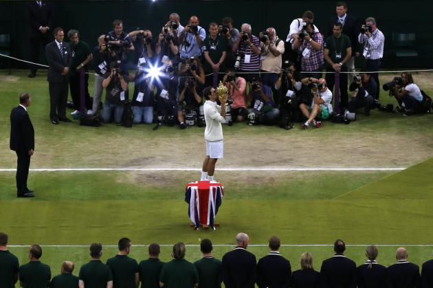 Roger Federer: Wimbledon 2012 Win Just Part of the Summer of the Villain