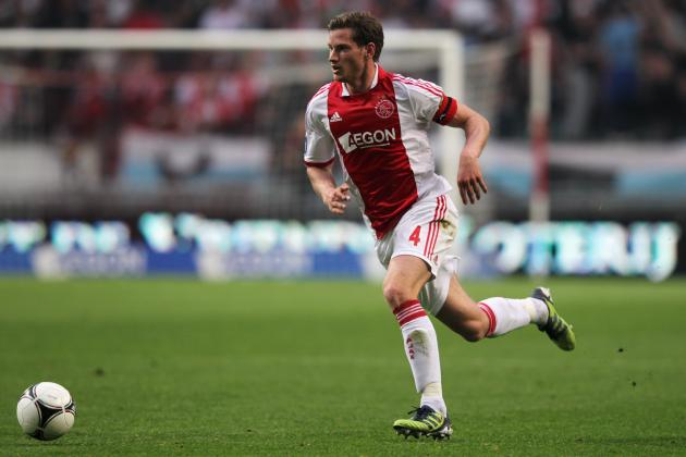 Summer Transfer Window: Tottenham Reach an Argeement for Ajax's Jan Vertonghen