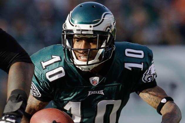Fantasy Football 2012: Can DeSean Jackson and Vincent Jackson Top 1,000 Yards?