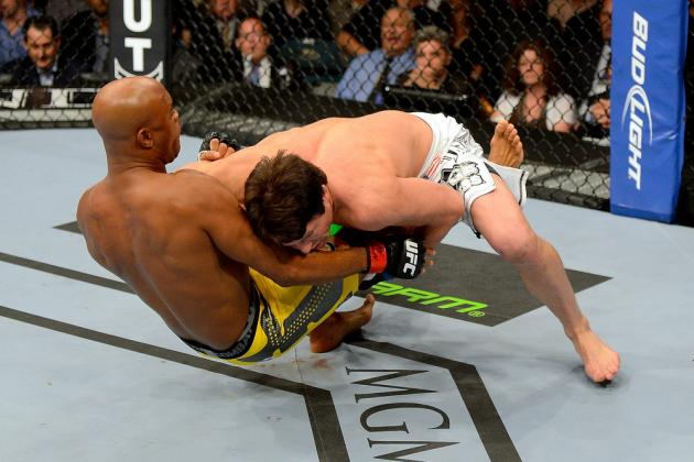 UFC 148 Results: Call Me Crazy, but I Still Want to See Silva-Sonnen 3