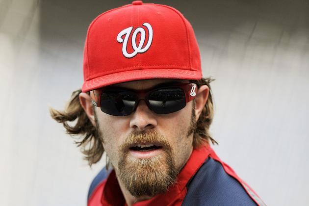 Who Should Start in Washington Nationals' Outfield When Jayson Werth Returns?