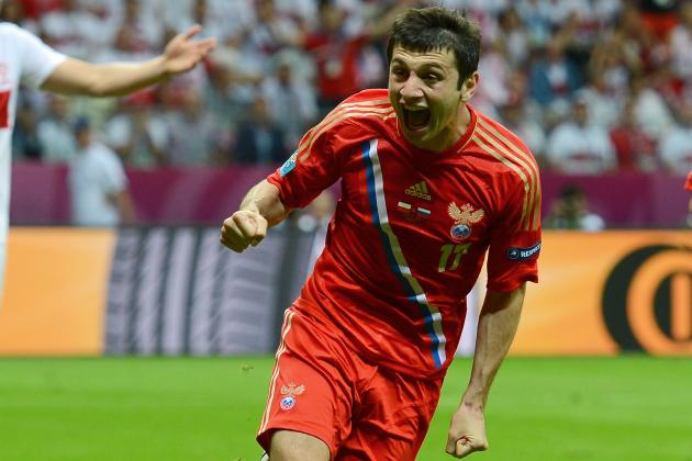 Why Tottenham Should Sell Luka Modric and Sign Alan Dzagoev