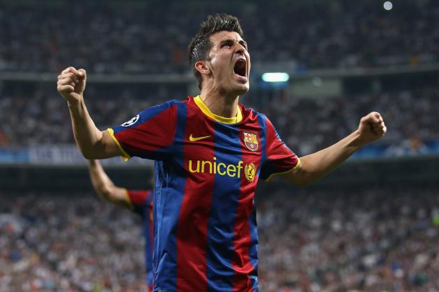 David Villa: Barcelona Would Be Foolish to Sell Spanish Striker